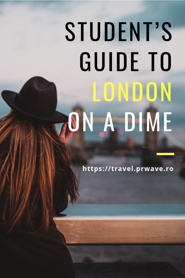 A Student's Guide to London on a Dime - discover London on a budget, cheap and free activities in London, free attractions in London, and more. #london #londontips #londonguide #studentsguide #uktravel #londontravel #travel #europe