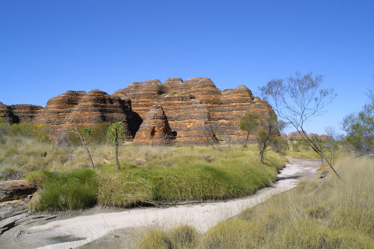 Purnululu National Park is one of the best Western Australia destinations. Find out more tourist attractions in Western Australia from this article. #australia #westernaustralia #travelaustralia #australiatravel #australiaattractions