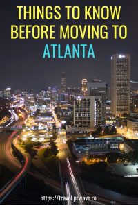 What You Should Know Before Moving to Atlanta