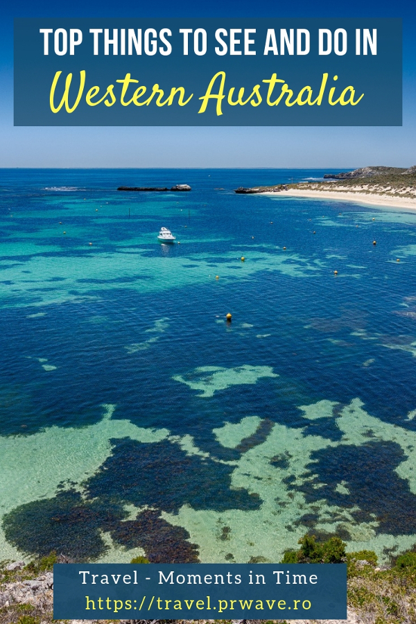 Planning a trip to Australia? Here are the top things to see and do in Western Australia. Discover the reasons to tour Australia's West Coast. Save this pin to your board. #australia #westernaustralia #travelaustralia #australiatravel #australiaattractions