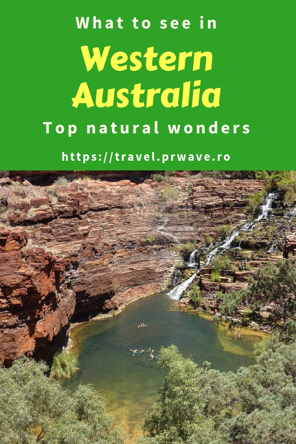 Planning to visit Australia? Here are the top natural wonders in Western Australia. Discover the top things to do in Australia's West Coast (Western Australia destinations) from this article. Save this pin to your board. #australia #westernaustralia #travelaustralia #australiatravel #australiaattractions
