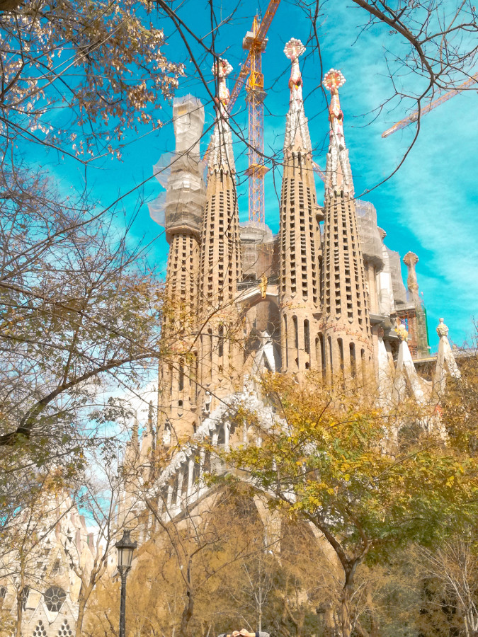 Barcelona is one of the most romantic cities in the world. Discover 40+ romantic places in Europe to go with your loved one from this article. #romanticeurope #europe #valentinesday #love #citybreakseurope #romanticdestinations