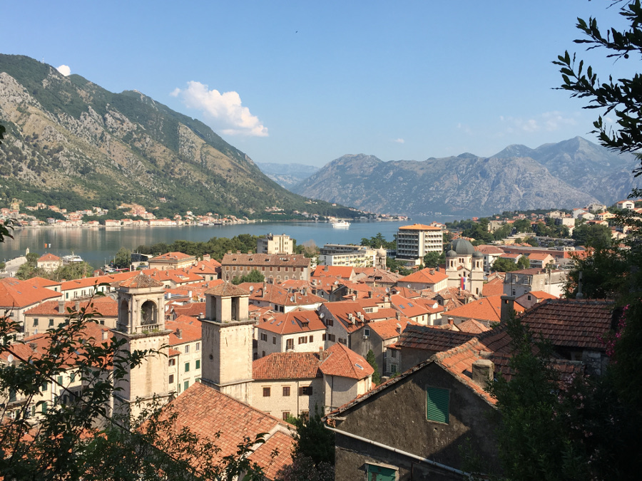 Kotor, Montengro is an interesting romantic vacation idea in Europe. Read the article and see 40+ romantic escapes in Europe for couples. #romanticeurope #europe #valentinesday #love #citybreakseurope #romanticdestinations