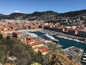 Nice, France - Copyright Epic Road Rides. This article includes 43 romantic places in Europe. #romanticeurope #europe #valentinesday #love #citybreakseurope #romanticdestinations