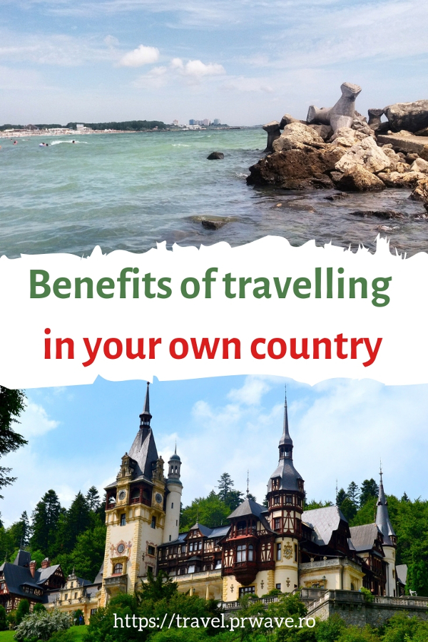 Benefits of travelling in your own country - 9 reasons to be a tourist in your own country #travel #tourism #localtravel #domestictravel #travellocally