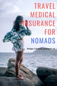Travel medical insurance for nomads - an affordable product