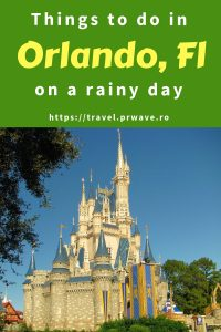 Discover the best things to do in Orlando on a rainy day. These are great Orlando activities for everyone! Include them on your Orlando, Fl bucket list or Orlando itinerary. #orlando #usa