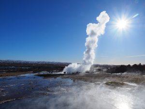 Iceland - Strokkur geyser