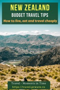 New Zealand Budget Travel Tips: How to Live, Eat and Travel Cheaply #newzealand #oceania #travel #budgettravel #nz