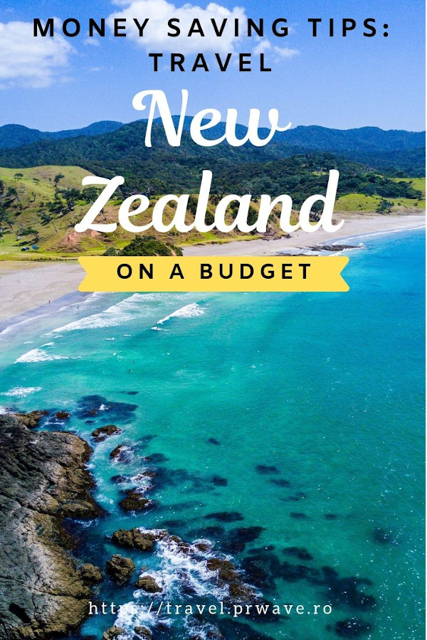 Cheap and free things to do in New Zealand. Money-saving tips for traveling in New Zealand #newzealand #oceania #travel #budgettravel #nz