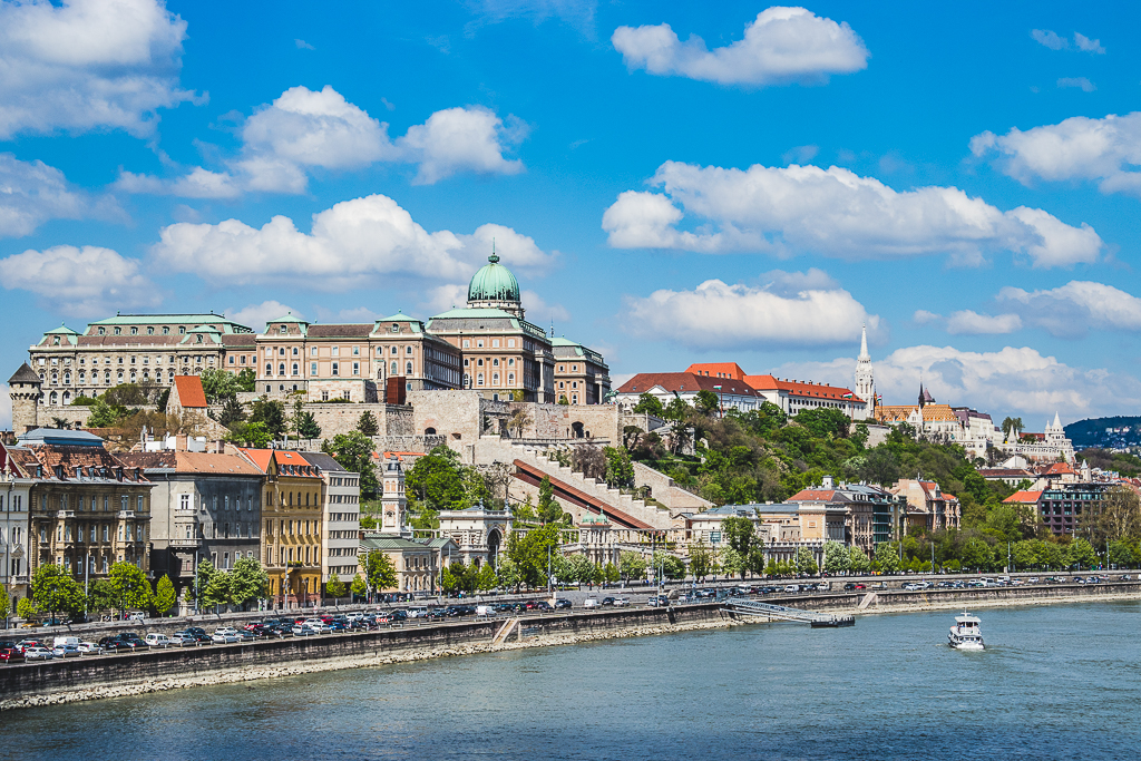 Buda Castle district, Budapest. Tips for visiting Budapest and the best things to see in Budapest, Hungary
