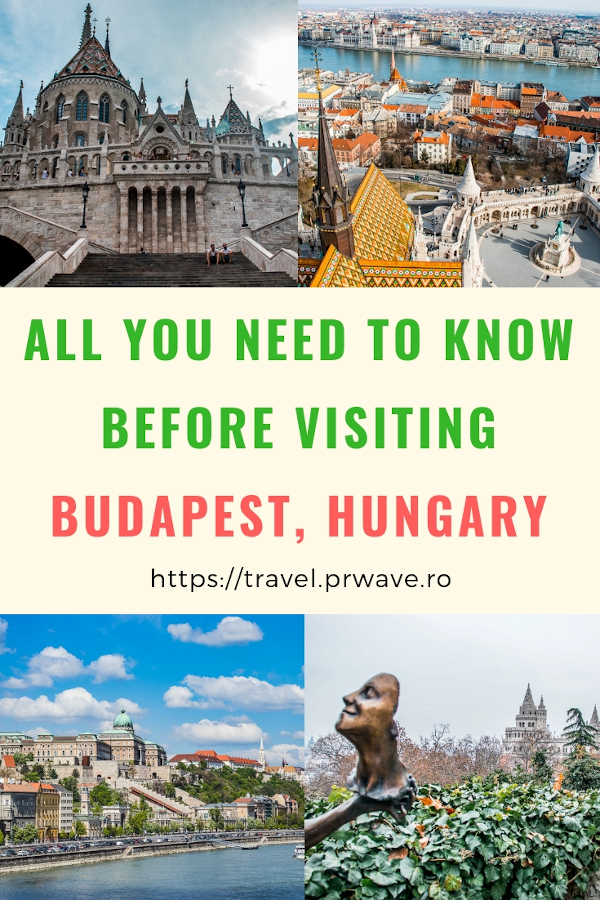 All you need to know before visiting Budapest, Hungary. The best Budapest tips from a local #budapest #hungary #traveltips #budapesttips #europe #travel