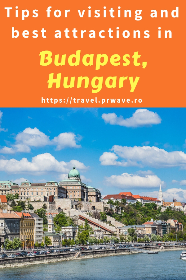 Budapest tips and the best Budapest attractions to see. #budapest #hungary #traveltips #budapesttips #europe #travel