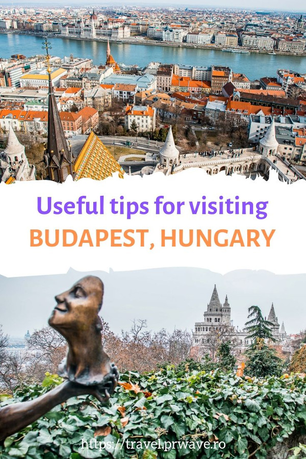 Incredibly useful tips for visiting Budapest, Hungary. What you need to know before your Budapest trip. #budapest #hungary #traveltips #budapesttips #europe #travel