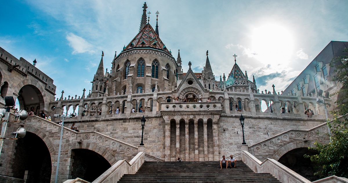 Fisherman's Bastion, Budapest. Top things to do in Budapest, best time to visit Budapest, and incredibly useful travel tips for Budapest from a local.