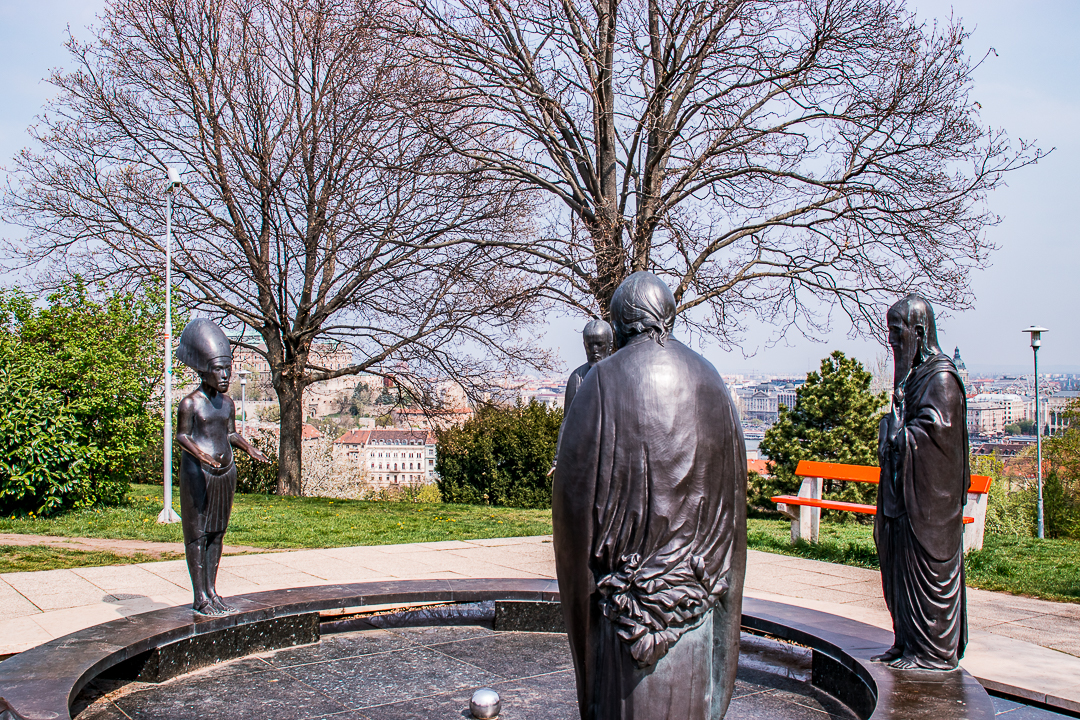 Garden of Philosophers, Budapest. Discover off the beaten path things to do in Budapest as well as the top Budapest attractions from this article.