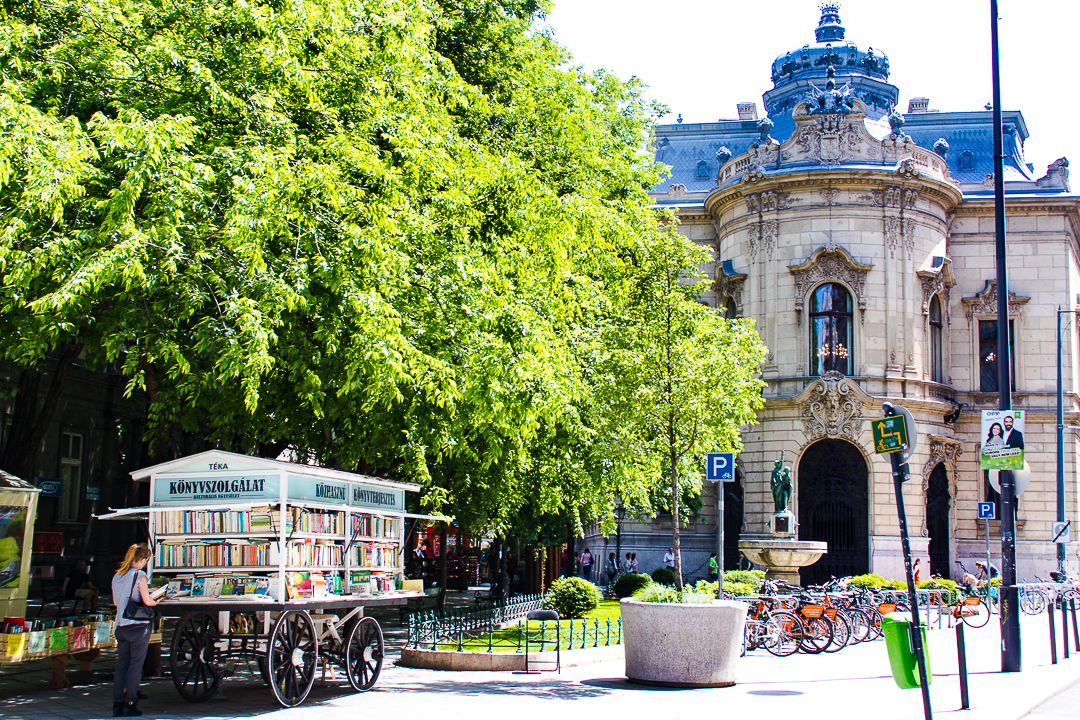 Palace Quarter, Budapest, Hungary. Discover the top non-touristy things to do in Budapest - along with popular Budapest attractions.