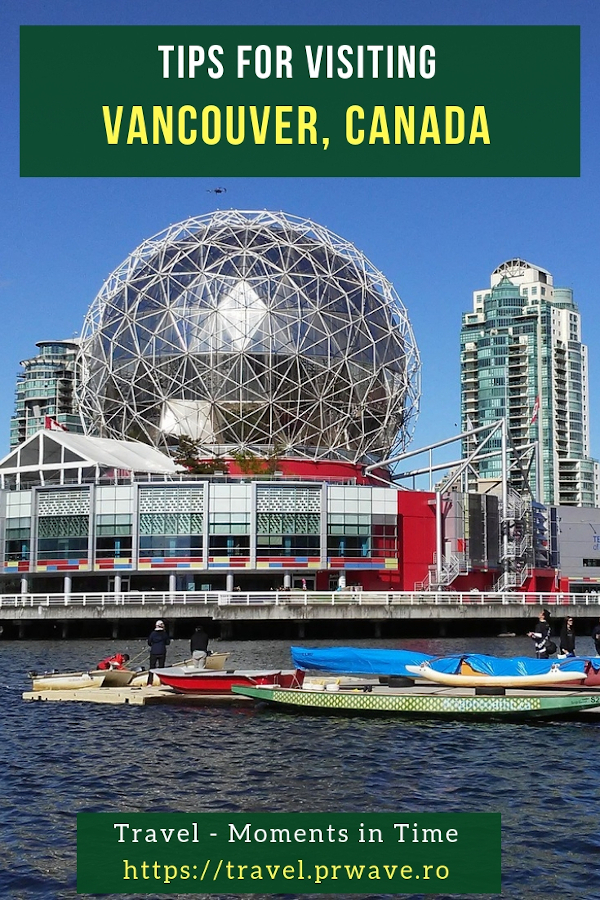 Local's tips for visiting Vancouver, Canada. All you need to know before going to Vancouver is included in this article. #vancouver #canada #bc #visitvancouver #britishcolumbia #vancouvertips