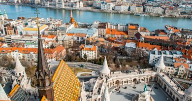 View from Matthias Church, Budapest. Here are the Budapest attractions you can't afford to miss