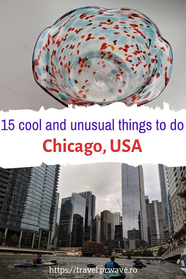 15 Cool and unusual Chicago attractions you can't afford to miss! These are the best offbeat things to do in Chicago! #chicago #usa #chicagotips #traveltips #travel #unusualchicago