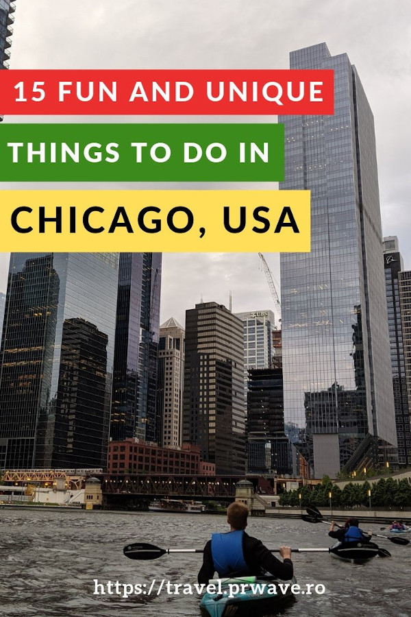 Discover 17 fun and unique things to do in Chicago, USA today that will leave you in awe! #chicago #usa #chicagotips #traveltips #travel #unusualchicago