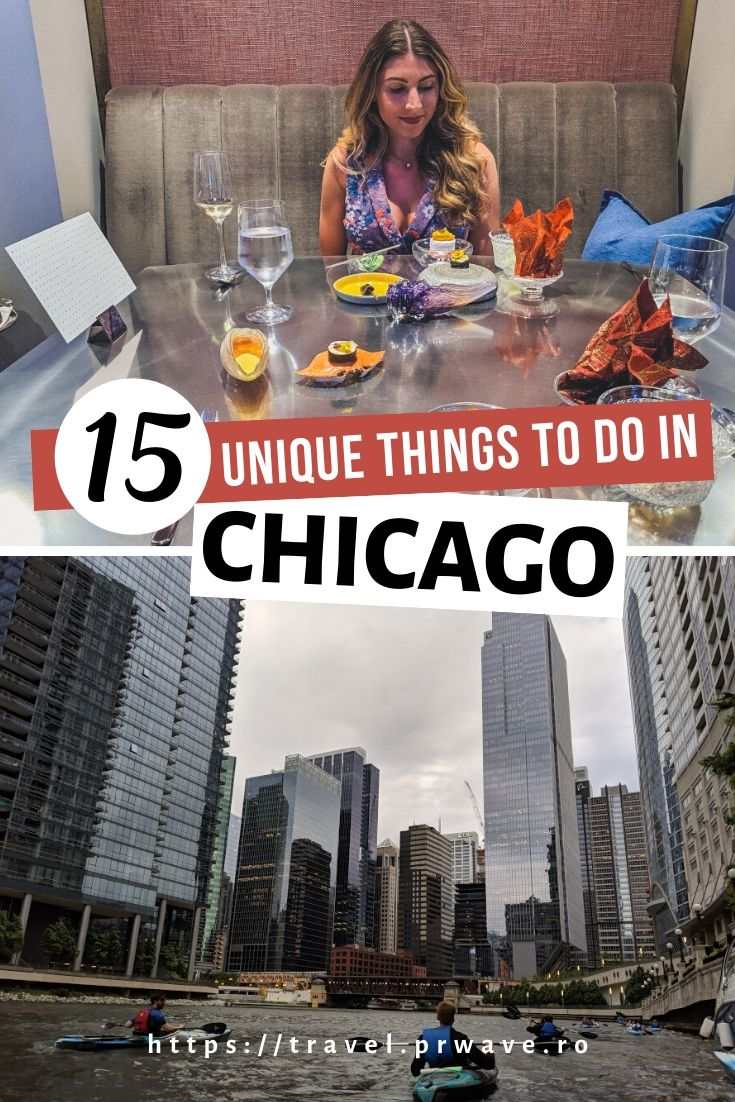 15 Unique things to do in Chicago, USA. Discover amazing fun Chicago activities. These are great unusual things to do in Chicago to add to your Chicago itinerary. Plan a great Chicago trip with these tips. #usa #chicago #chicagotips #chicagothingstodo #usatravel #america #travelmomentsintime