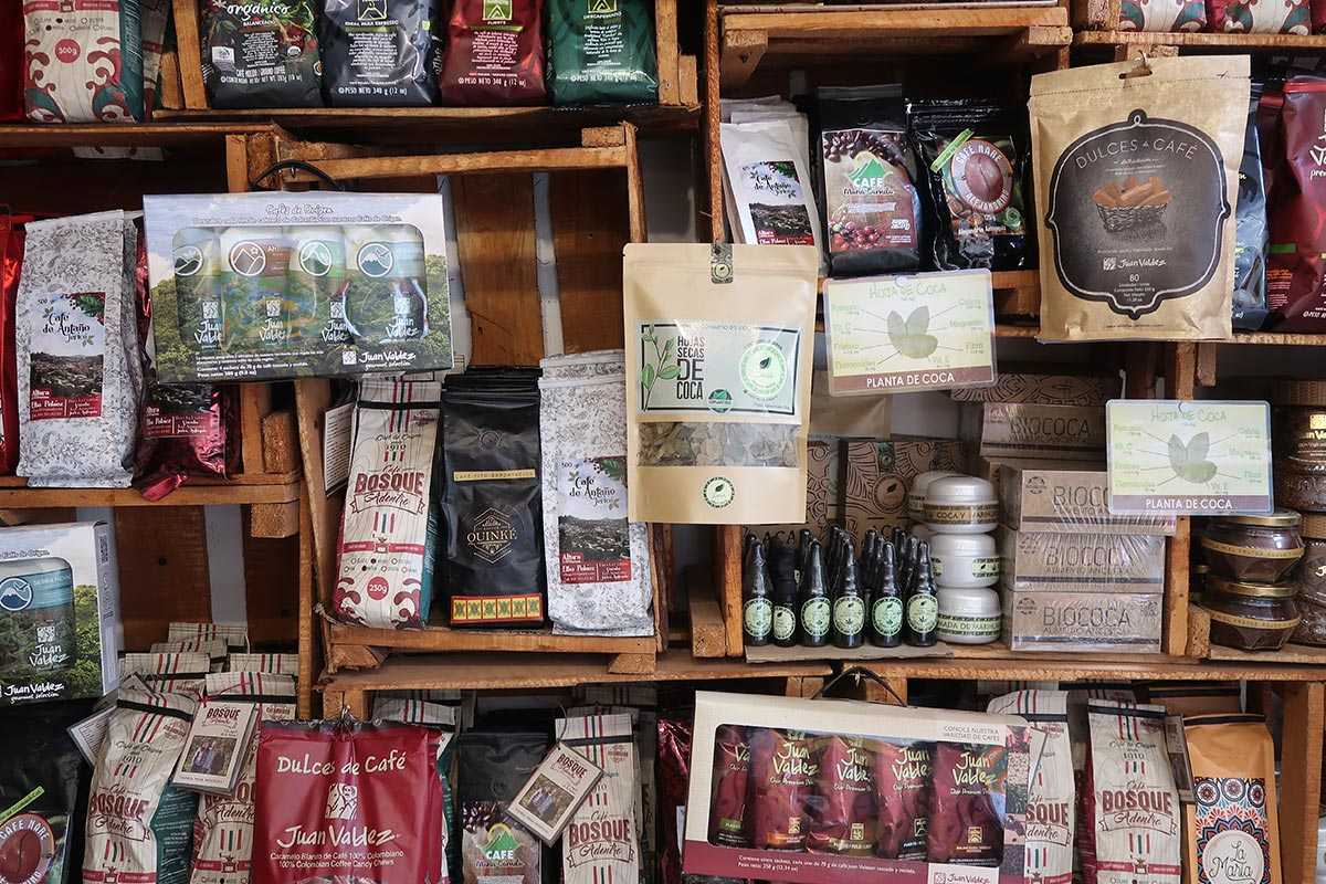 Colombian coffee - The best souvenirs to buy from Colombia