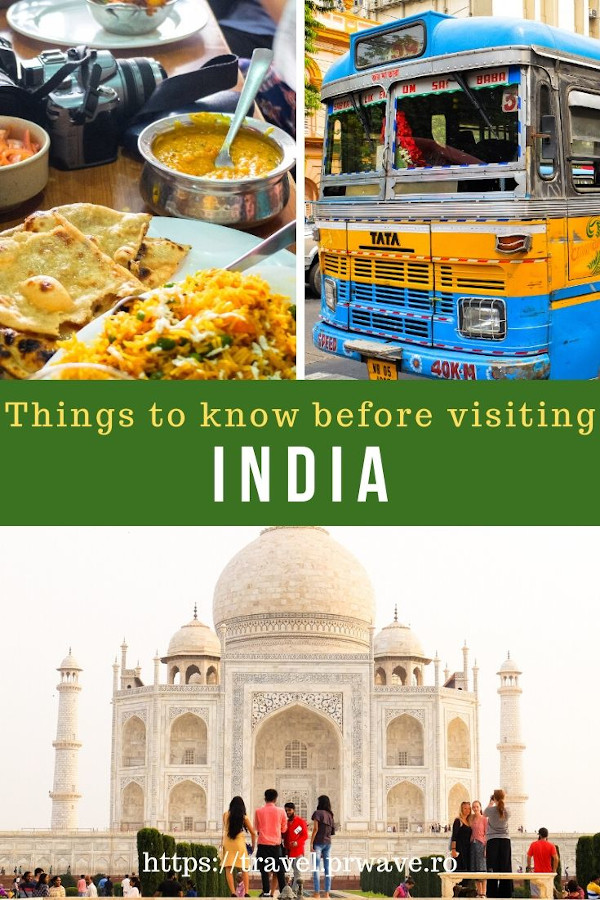Incredibly useful things to know before visiting India. Discover the best India tips to help you be prepared and have a great trip to India. #india #asia #indiatips #traveltips