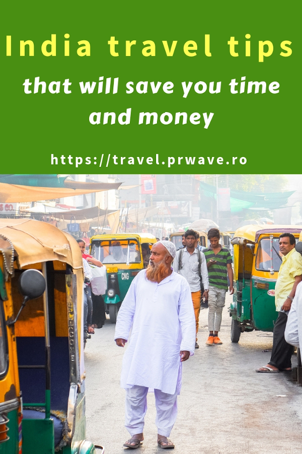 India travel tips that will save you time and money. Top tips for first-time travelers to India #india #asia #indiatips #traveltips