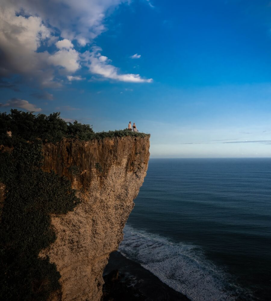 Karang Boma cliff, Bali, Indonesia is an amazing Bali instagram spot. Here are the top Bali travel tips for you - read them now