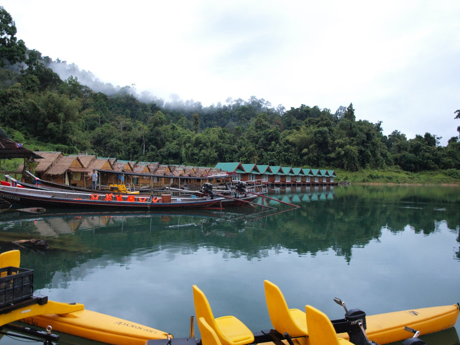 Khao Sok National Park, Thailand. Why Thailand is Ideal for Active Vacations