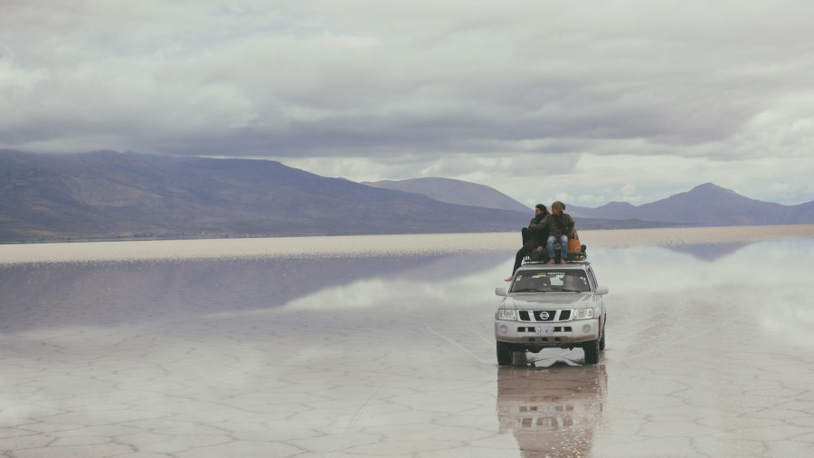 Uyuni Salt Flats - rain. Tips for visiting Uyuni Salt Flats, Bolivia