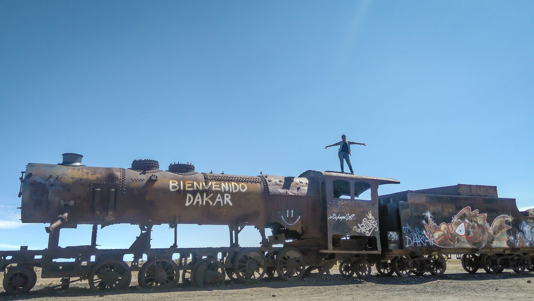 Salar de Uyuni, Bolivia Train Graveyard. Things to do at Salar de Uyuni, Bolivia