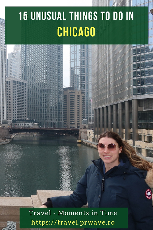 Are you planning a trip to Chicago, USA and would like to include some unique things to do in Chicago on your visit? Here are 15 unusual things to do in Chicago today that will blow your mind! #chicago #usa #chicagotips #traveltips #travel #unusualchicago