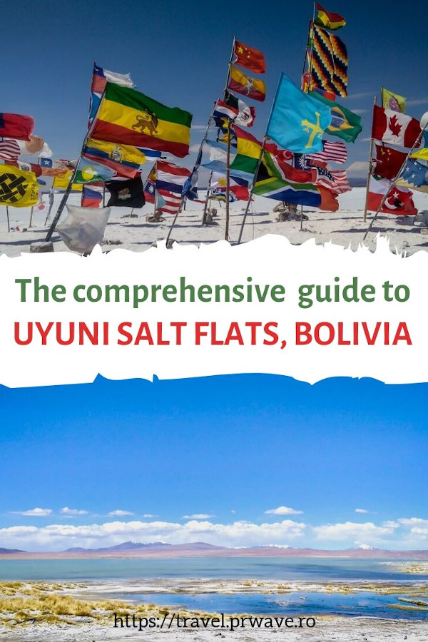 The comprehensive guide to Uyuni Salt Flats, Bolivia - all you need to know before going to Salar de Uyuni, Bolivia #bolivia #southamerica #uyuni #uyunisaltflats #salardeuyuni