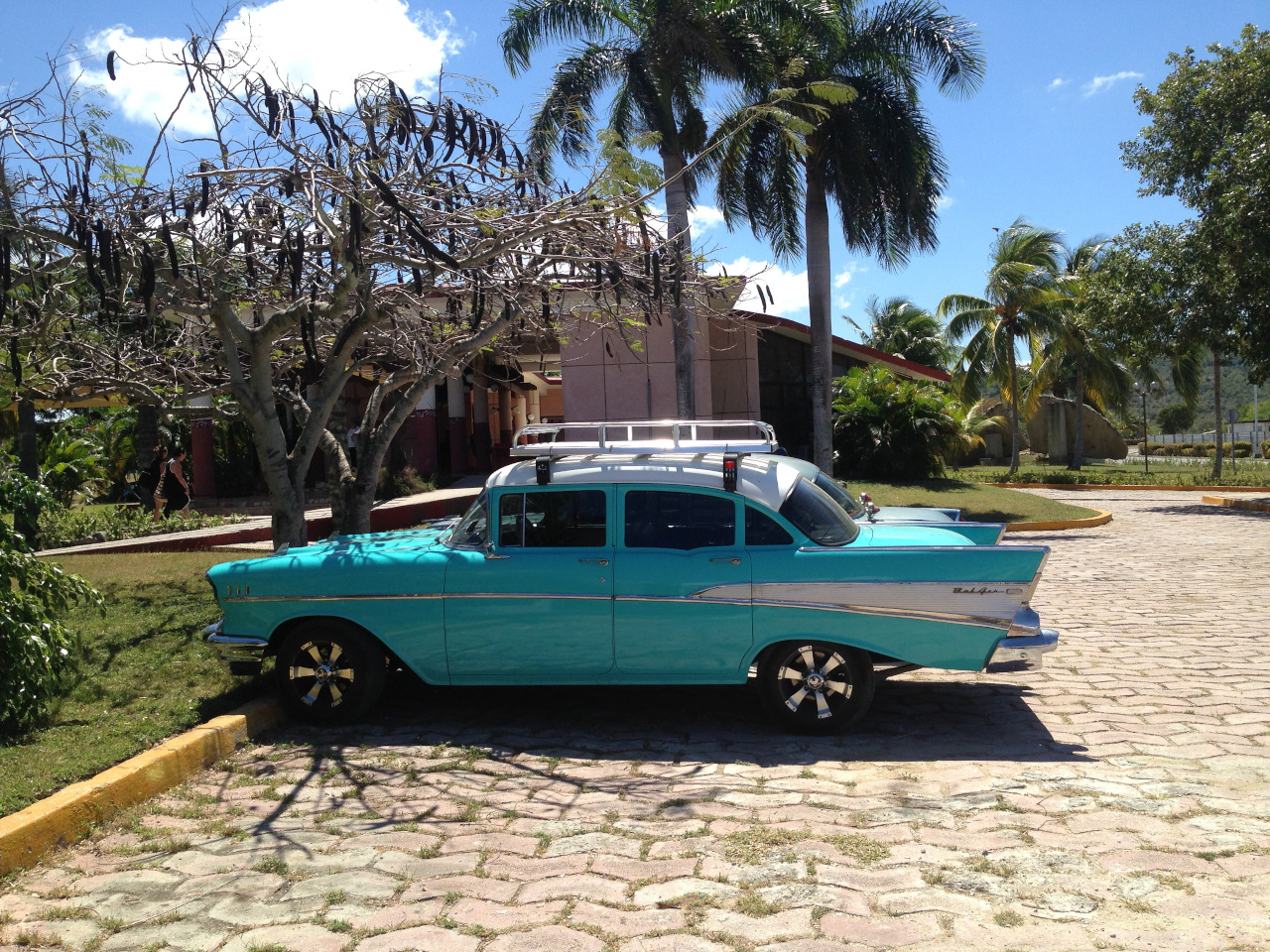 Classic car in Cuba. Top things to do in Cuba