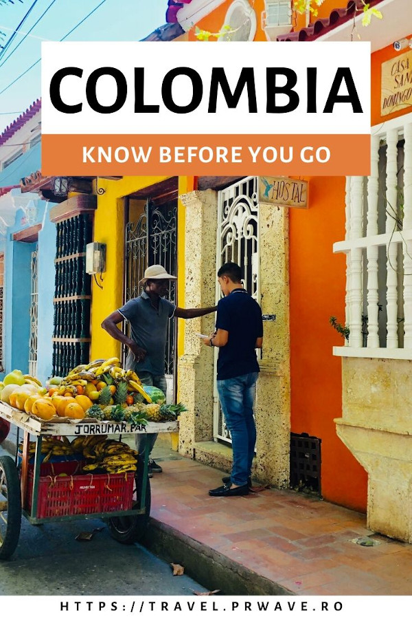 All you need to know before visiting Colombia: the best Colombia travel tips. Discover them now from the article! #colombia #travel #traveltips