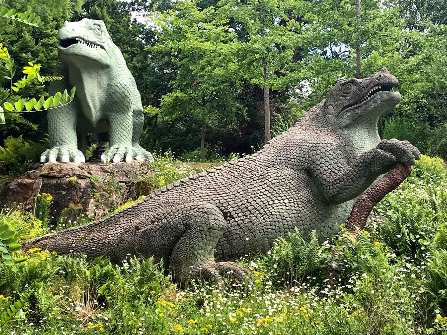 London's Jurassic Park - Unique London attractions