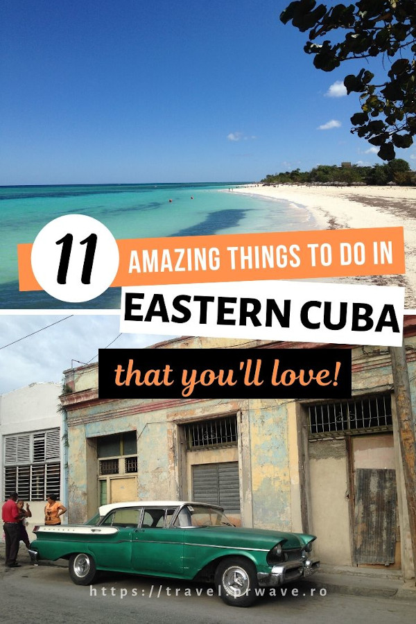 11 Amazing things to do in Eastern Cuba that you'll love! Include these amazing places to visit in Cuba on your Cuba bucket list and you won't regret it! #cuba #cubatips #eastcuba #easterncuba #cubathingstodo