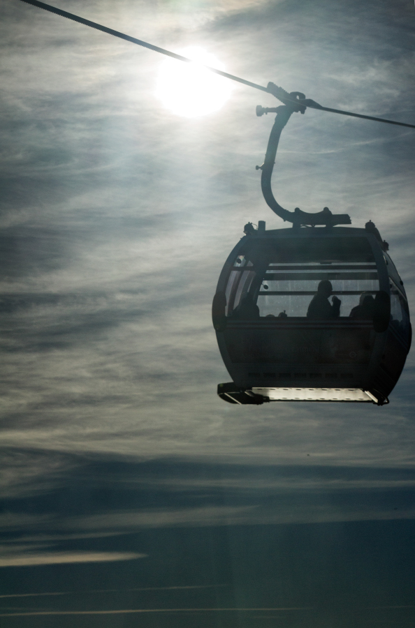 London - The Emirates Air Line. Fun and unique London activities to include on your itinerary