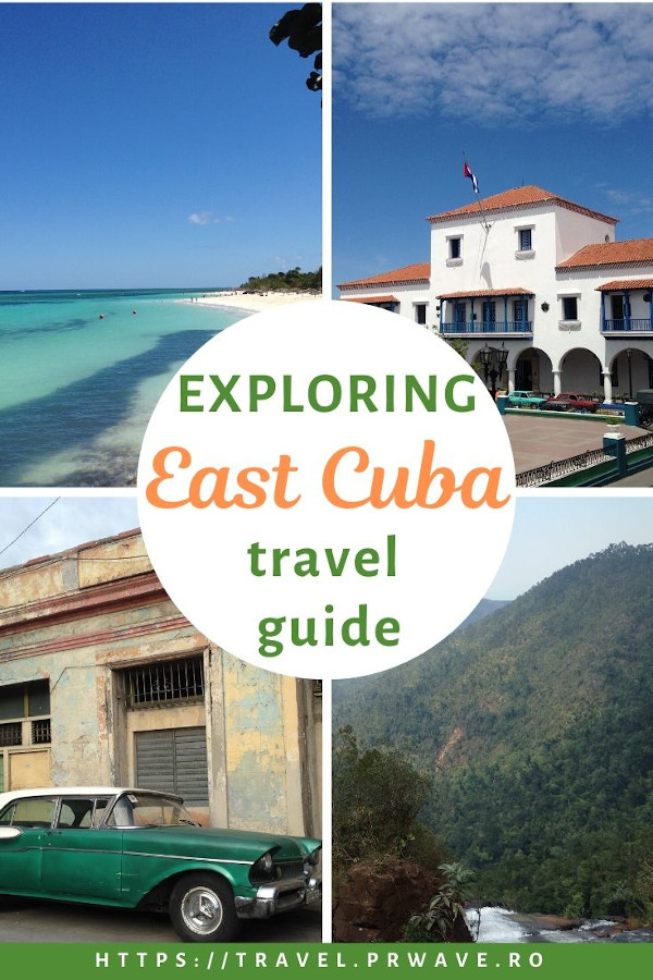 Exploring East Cuba: discover the best things to do in Eastern Cuba, fun activities, best places to visit in East Cuba, and more. Use this East Cuba travel guide when planning your Cuba trip. #cuba #cubatips #eastcuba #cubathingstodo