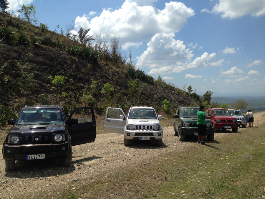 Jeep safari in Cuba - one of the great Cuba activities you should include on your Cuba bucket list.