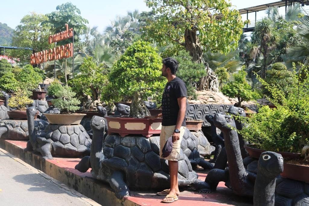 Nong Nooch Village. The best things to do near Pattaya, Thailand