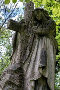 London's Magnificent Seven cemeteries. Unique London sights