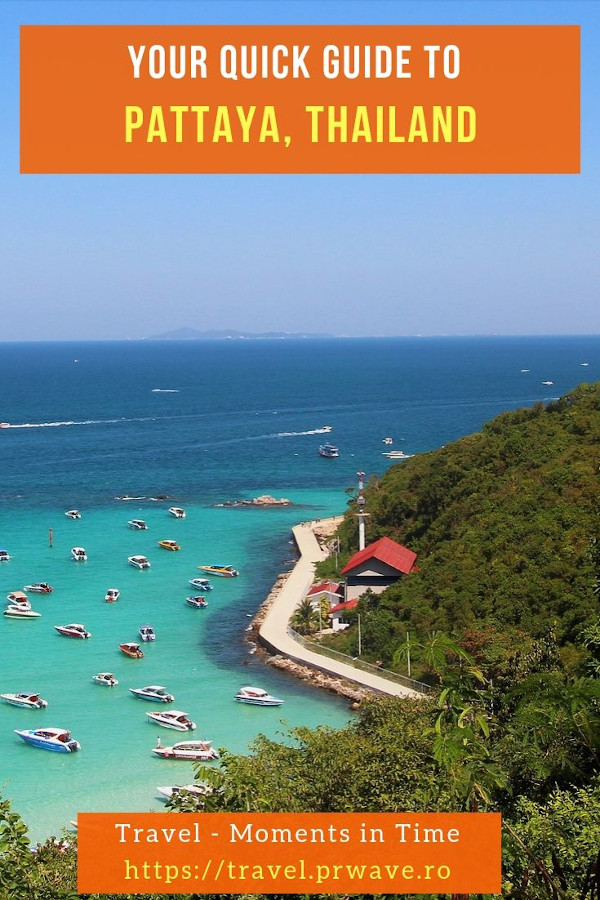 Pattaya, Thailand travel guide. Use this list of Pattaya things to do when visiting this city! #pattaya #thailand #pattayatips #asia #travel