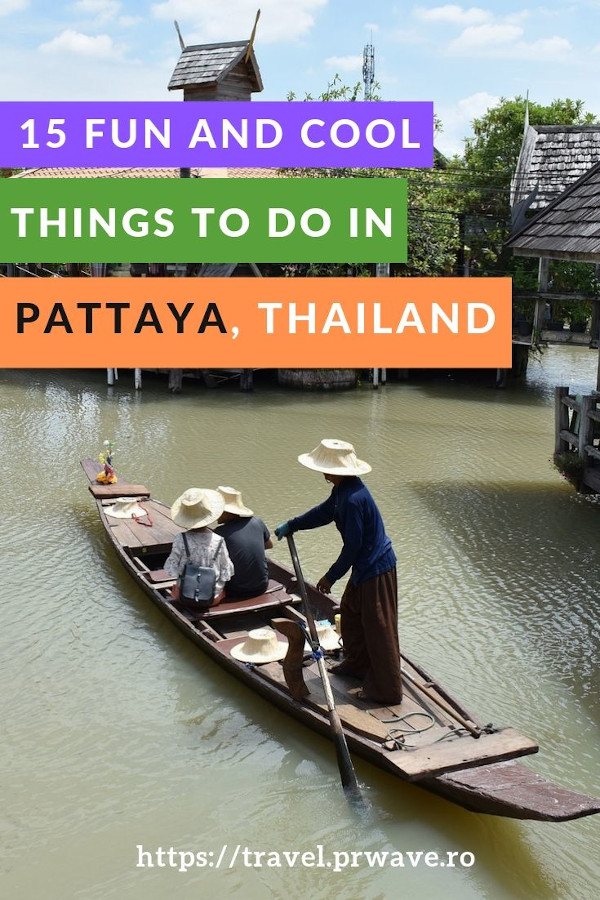 15 fun and cool things to do in Pattaya, Thailand. If you plan to visit Pattaya, then this Pattaya guide is perfect for you. From Buddha Mountain to Koh Larn, from Mimosa to Mini Siam, there are numerous tourist attractions in pattaya worthy to visit. Read the article and choose which ones you'll include on your Pattaya itinerary. #pattaya #thailand #pattayatips #asia #travel