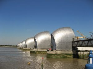 London's flood defences. Check out 15 unique London things to do you won't want to miss