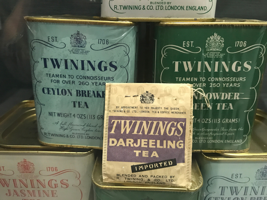 Twining Tea Museum. Discover the best unusual things to see in London, UK