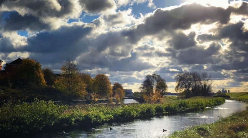 Walthamstow Wetlands. What to do in London beyond the famous attractions