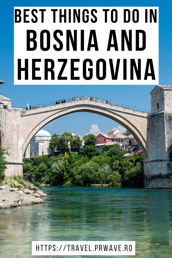 Best places to visit in Bosnia and Herzegovina. Discover the popular Bosnia and Herzegovina destinations and things to do in Sarajevo, what to do in Mostar, find out about Banja Luka, Japodian Islands, things to do in Konjic and more. #bosnia #herzegovina #europe #travel #bosniaandherzegovina